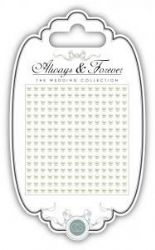 Adhesive Pearls - Always & Forever - The Wedding Collection  3mm